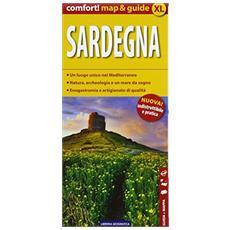 Sardegna 1:350.000