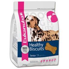 Snack per cani Biscotti Mature & Senior 200 gr