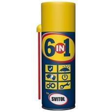 """Sbloccante Lubrificante Spray """"svitol 6in1"""" Arexons 400 Ml."""