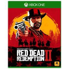 XONE - Red Dead Redemption 2 - Day one: 26/10/18
