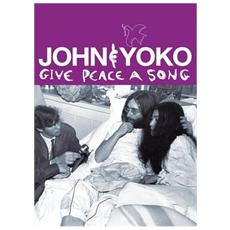 John Lennon & Yoko Ono - Give Peace A Song