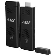 Pc Stick 270-00108 Intel Atom x5-Z8350 Quad Core 1.44 GHz Ram 2GB eMMC 32GB 1xUSB 3.0 Windows 10 Home