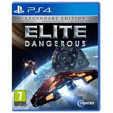 PS4 - Elite Dangerous - Legendary Edition