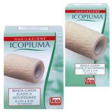 Benda Icopiuma Garza Elastica Cm6x4m Desa Pharma