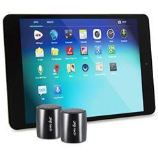 """Tablet PA791S Nero 7.8"""" HD Quad Core Memoria 8 GB +Slot MicroSD Wi-Fi Fotocamera 2Mpx Android -"""