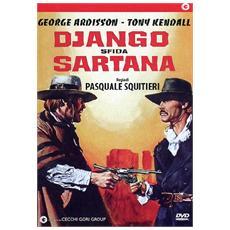 Dvd Django Sfida Sartana