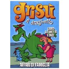 DVD GRISU' - IL DRAGHETTO #06 (es. IVA)
