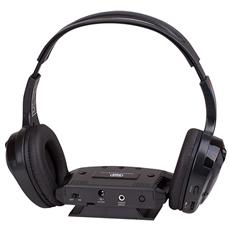 FRS1240 Cuffia Stereo Wireless - Nero