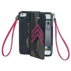Sy Camo Fluo Agenda Ip5/5s Pink