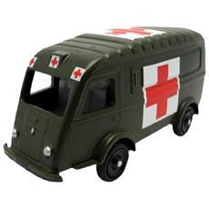 C36101 Renault 1000kg Ambulanza Militare Modellino