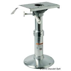 Gamba sedile regolabile 454/590 mm