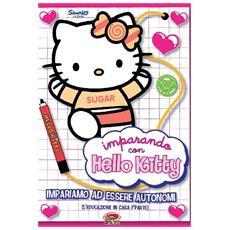 Hello Kitty - Imparando Con Hello Kitty #01 - Impariamo Ad Essere Autonomi