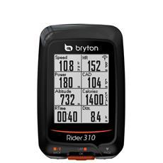 Ciclocomputer Rider 310e Gps Bike Computer Compatibile Ant+ Br310e