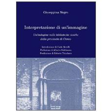 Interpretazione di un'immagine. Un'indagine nelle biblioteche civiche della provincia di Cuneo