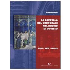 La cappella del Corporale nel duomo di Orvieto