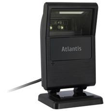 LETTORE BARCODE da tavolo ATLANTIS A08-OLD68-2D USB-Tec. ottica 2D-Sens. 752x480 Prof. campo fino 267mm -EAN 8026974018 Fino: 31/12