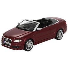 31147 Audi Rs4 Cabrio 1/18 Modellino