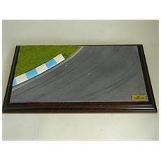 70 Diorama Gran Prix Europa 1/43 Modellino