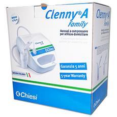 Clenny A Family Aerosol A Compressore Per Utilizzo Domiciliare