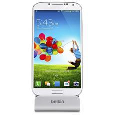 F8M389BT, Micro-USB, Smartphone, Samsung, Galaxy S4, Argento