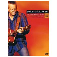 Dvd Emmanuel Tommy - Live At Her Majest.