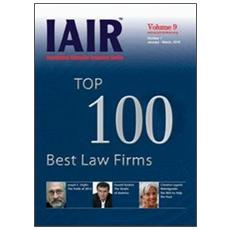 IAIR International alternative investment review. IAIR Best law firm