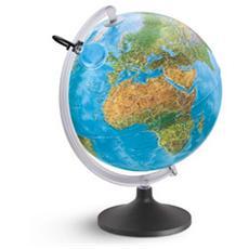 globo geografico illuminato lumierissimo ø 30cm novarico