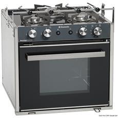 Cucina con forno a gas Smev Moonlight 3 fuochi