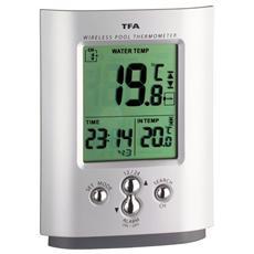 TFA 30.3033 Miami Termometro radio per piscina