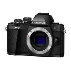 """E-M10 Mark II Black Body Sensore Live MOS Fotocamera 17.2Mpx Display 3"""" con Zoom e Wi-Fi"""