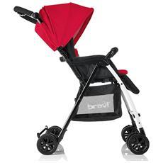Passeggino Mini Large Rosso