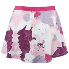Gonna Vision Graphic Skirt Fantasia Viola L