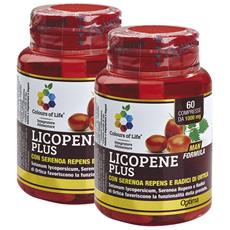 Optima Licopene Plus 1000 Mg (60 Compresse) 2 Confezioni
