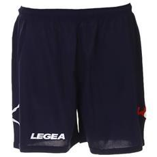 Taipei Tornado Short Pantaloncino Calcio Uomo Blu Navy Taglia M