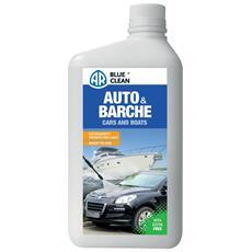 Detergente Auto / barche 1l, Profumato Rimuove Sporco Oleoso Senza Lasciare Aloni