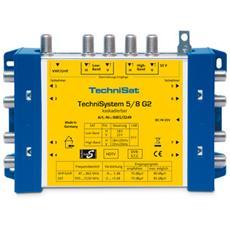 TechniSystem 5/8 G2, 172 x 32 x 115 mm, 300g