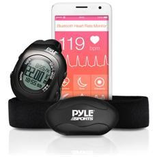 Cardiofrequenzimetro Bluetooth Nera PSBTHR70BK
