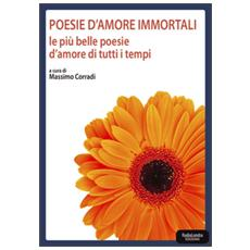 Poesie d'amore immortali