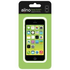 Bumper for iPhone 5C - Green