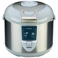 Design Rice Cooker Cuoci Riso Capacità 3 Litri Potenza 450 Watt