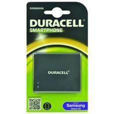 Batteria Telefono Cellulare DURACELL - 2550 mAh - Ioni di litio (Li-Ion) - 3,7 V DC - Batteria ricaricabile