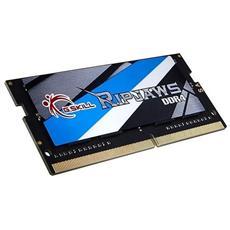 Modulo di Memoria 8 GB 2133 MHz 260 Pin F4-2133C15S-8GRS