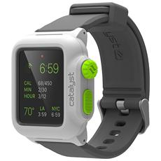 Custodia Case Impermeabile per Apple Watch 42mm Verde Pop