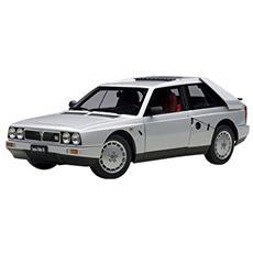 Aa74772 Lancia Delta S4 Stradale 1985 Silver 1:18 Modellino