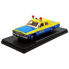 Awr1150 Dodge Monaco New York State Police 1974 1:43 Modellino