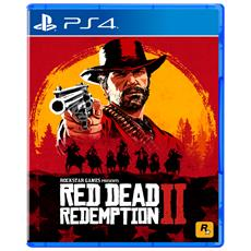 ROCKSTAR - PS4 - Red Dead Redemption 2 - Day one: 26/10/18