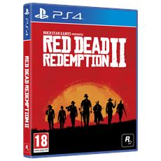 PS4 - Red Dead Redemption 2 - Day one: 26/10/18
