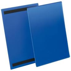 Buste Logistica con Bande Magnetiche 210 x 297 mm Blu