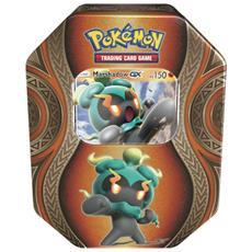 Pokemon Tin da Collezione Poteri Misteriosi Ho-Oh-GX / Necrozma-GX / Marshadow-GX