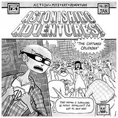 Joanna Gruesome / Perfect Pussy - Astonishing Adventures Ep